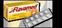 30 mg Flavamed® lizdinė pakuotė dozavimo rekomendacijoms